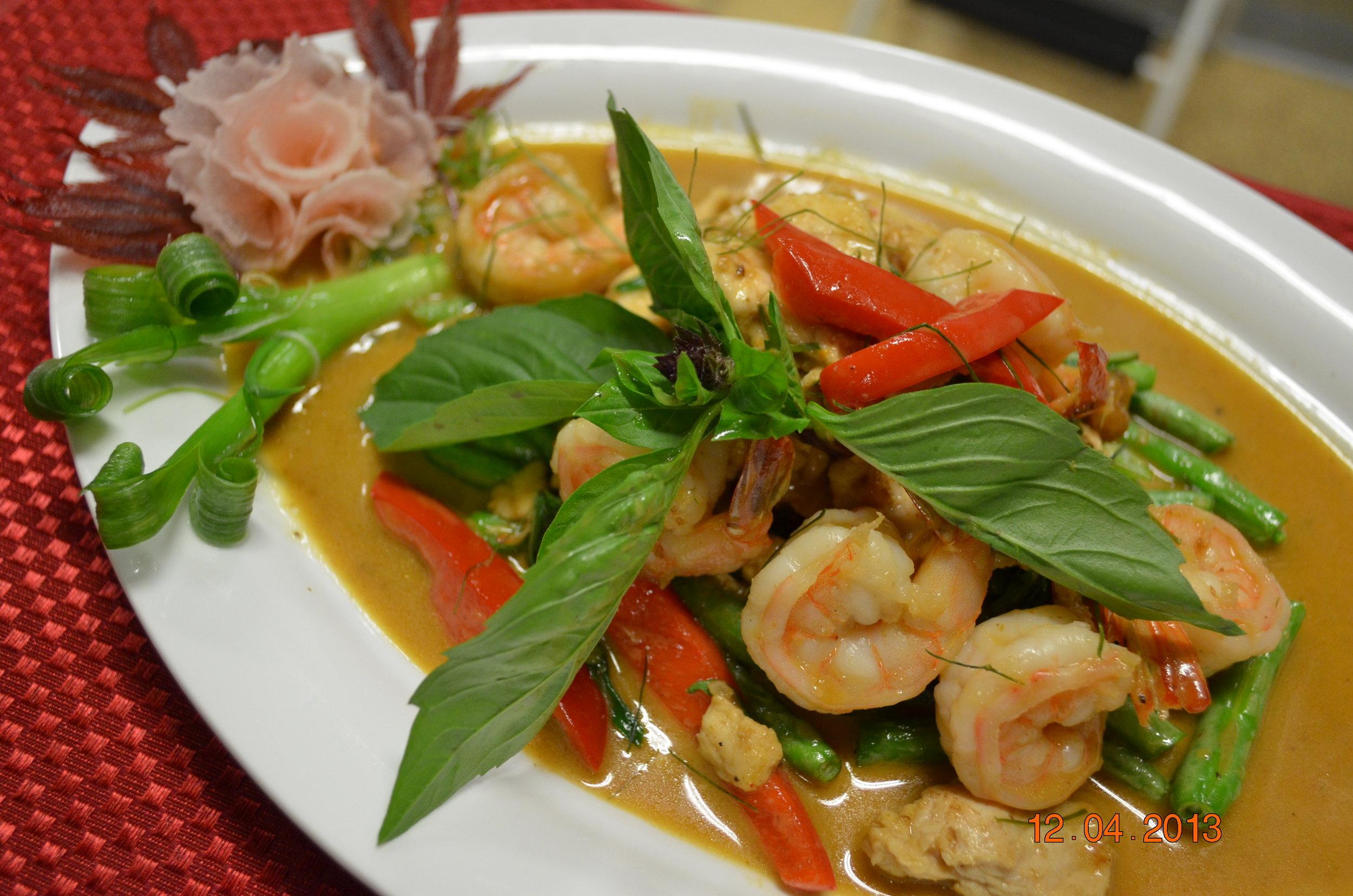 spicy greenbeen shrimp&chicken.JPG