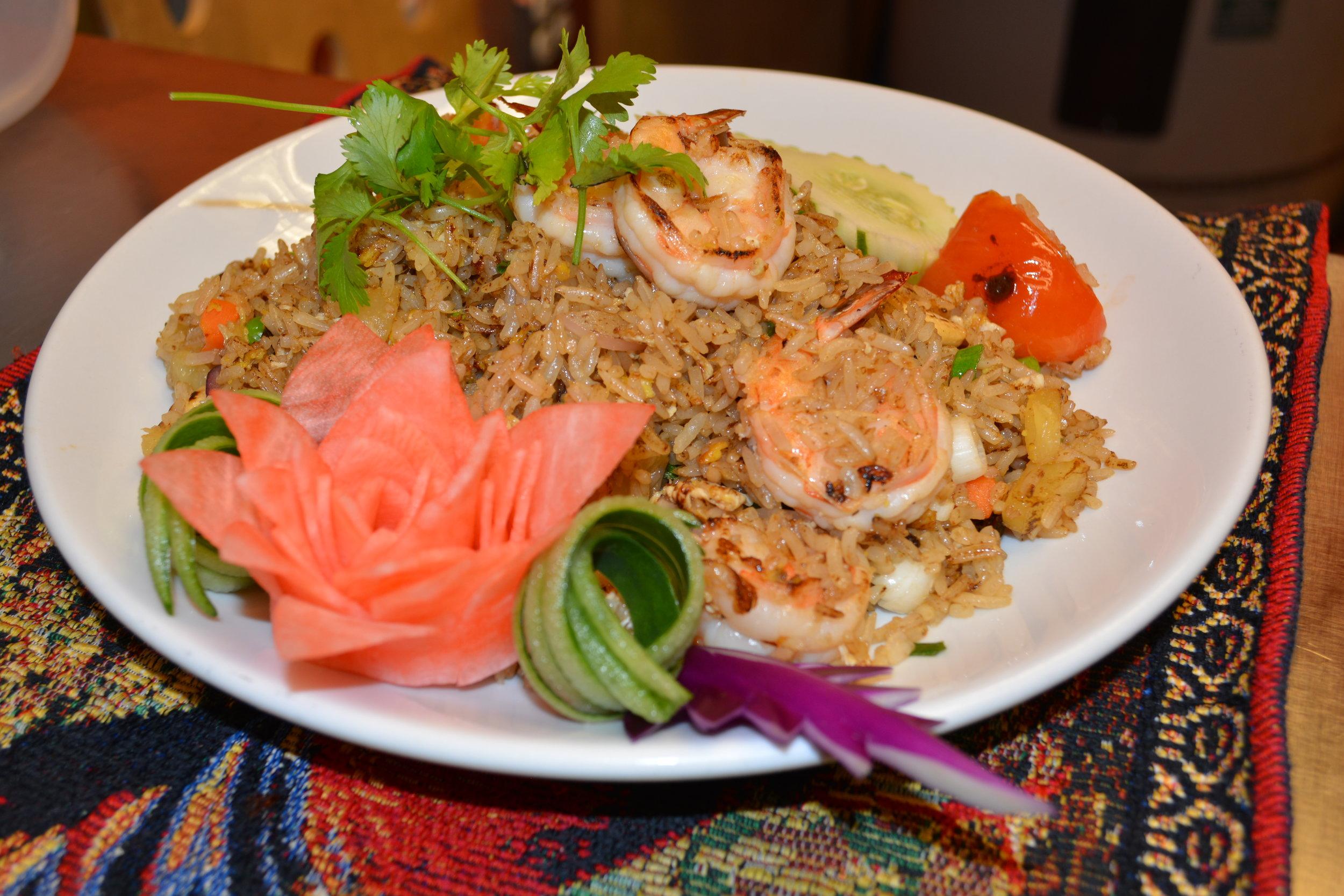 thai fried rice shrimp.JPG