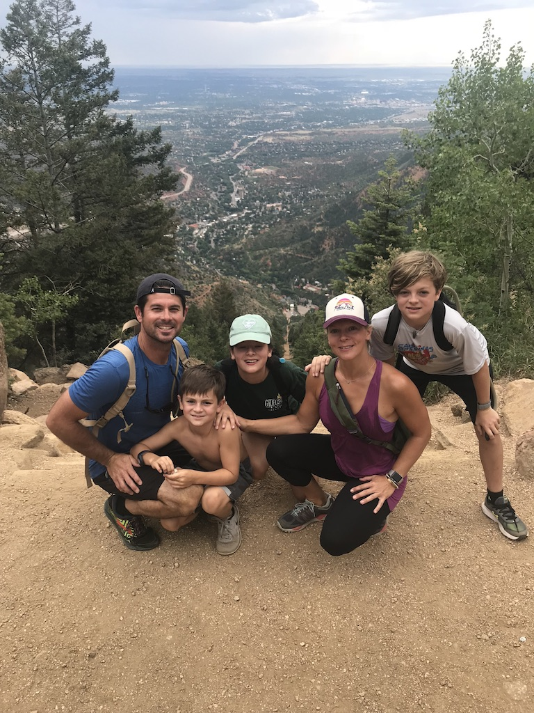 Top of the World, Colorado Springs