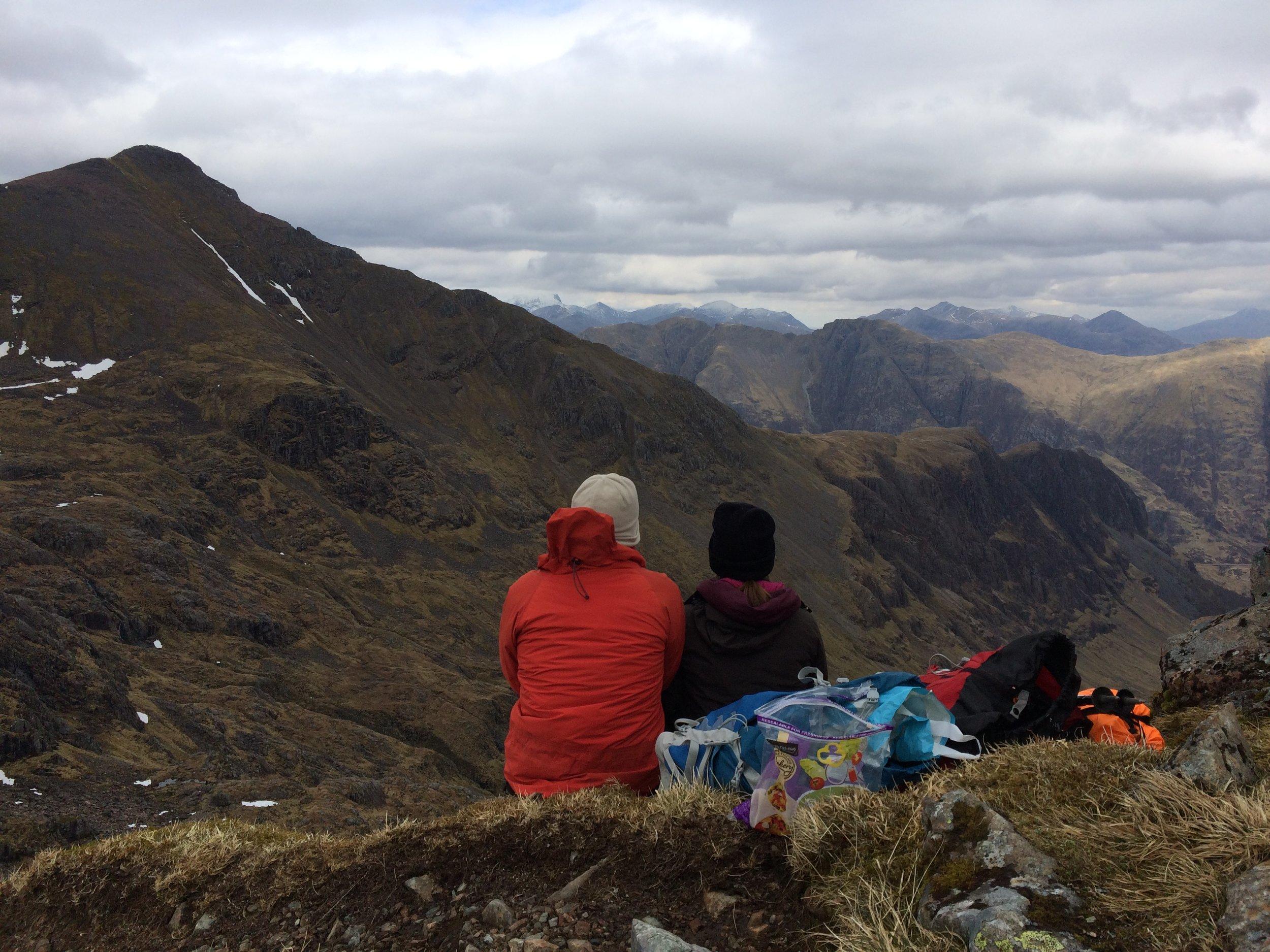 Views from Glencoe