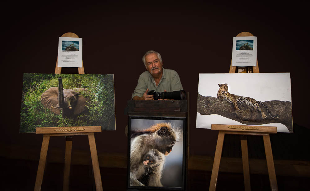 RICK COLLINS   Although Rick was born in the United States, he has spent more than 45 years living, traveling and photographing abroad. His love of wildlife photography and travel adventure, combined with his attraction to foreign cultures and odd jobs in strange places, have taken him to the far-flung corners of the world. Rick's varied career includes touring with the Great Moscow Circus, project managing a port-of-call for Norwegian Cruise Lines in the Republic of Kiribati, nine years as a grizzly bear guide for photographers in remote Alaska, Photographer-in-Residence at the Four Seasons in the Serengeti, and immersive VR sphere photographer for Google Expeditions, the educational arm of Google, among others.  Rick presently leads all-inclusive small group photo safaris in Alaska and Africa where he has an established reputation as a renown wildlife photographer, teacher and photo tour leader offering seamless, multi-destination photo tours and workshops.  Rick's work has been published in wildlife and travel magazines in the U.S., England and Australia.