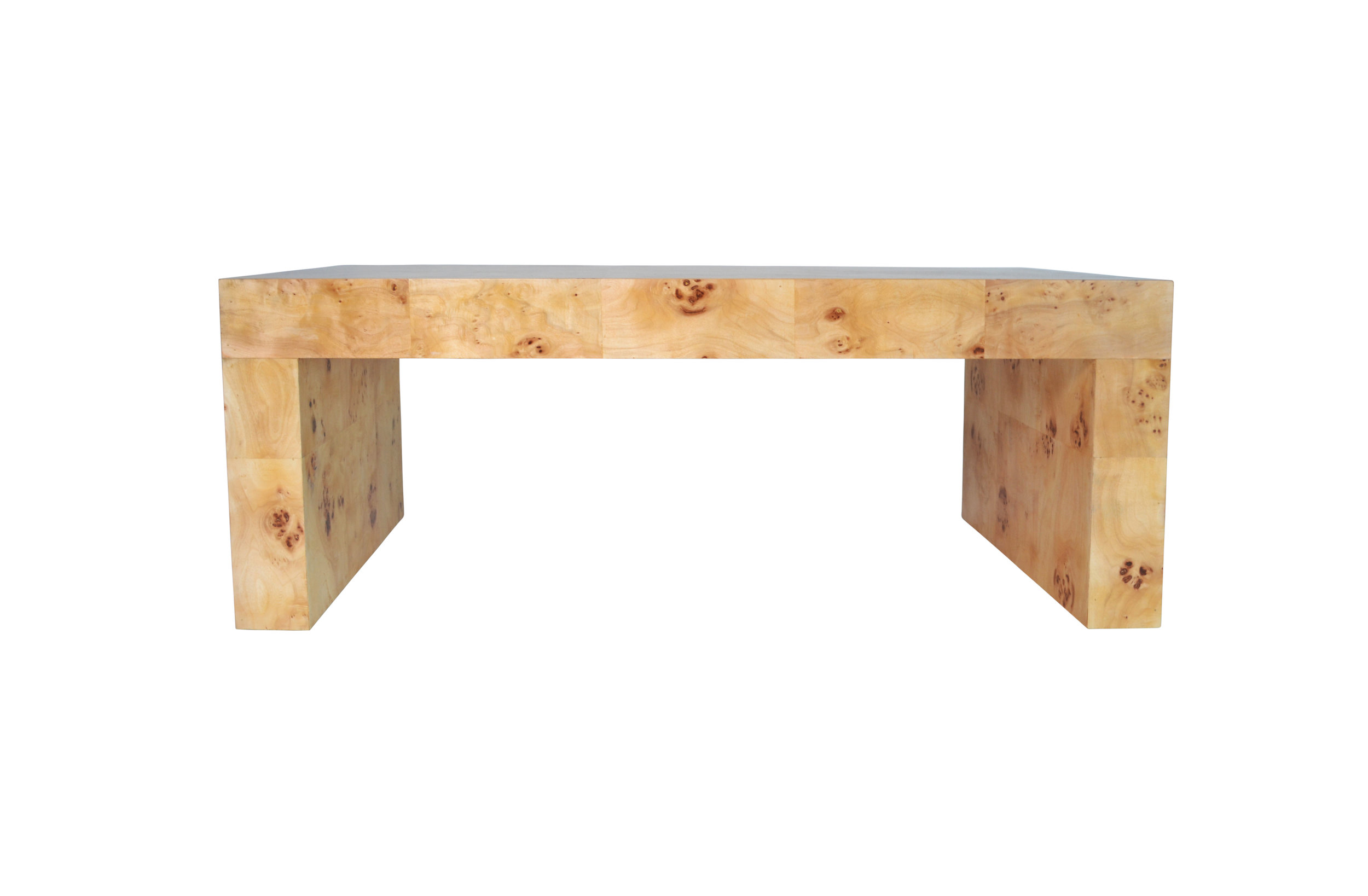 Chloé Burl Coffee Table