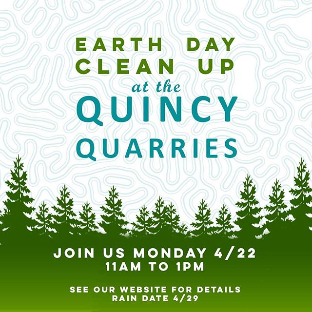 Join us on Monday, Earth day as we clean up our neighborhood! See our website for details! 🌎 Rain date 4/29