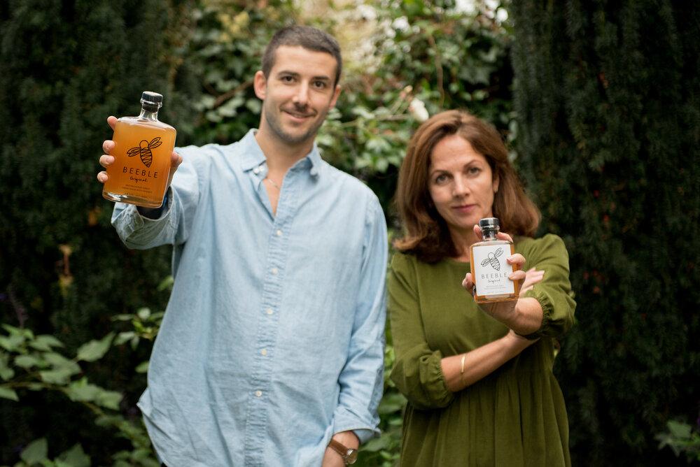 The Beeble Founders: Matt & Nicola
