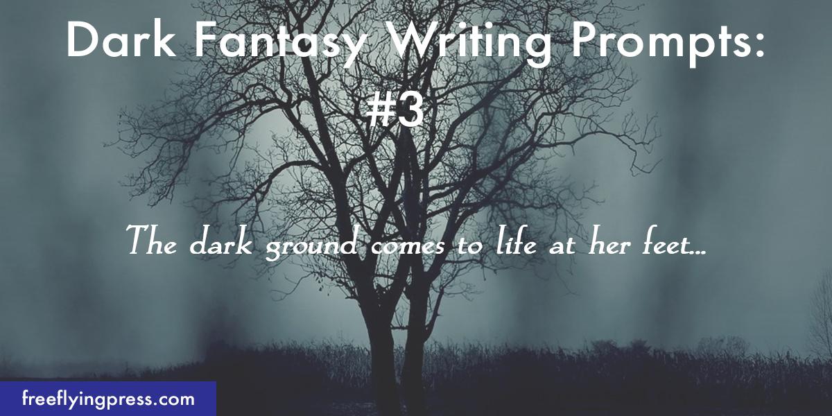 dark fantasy writing prompts