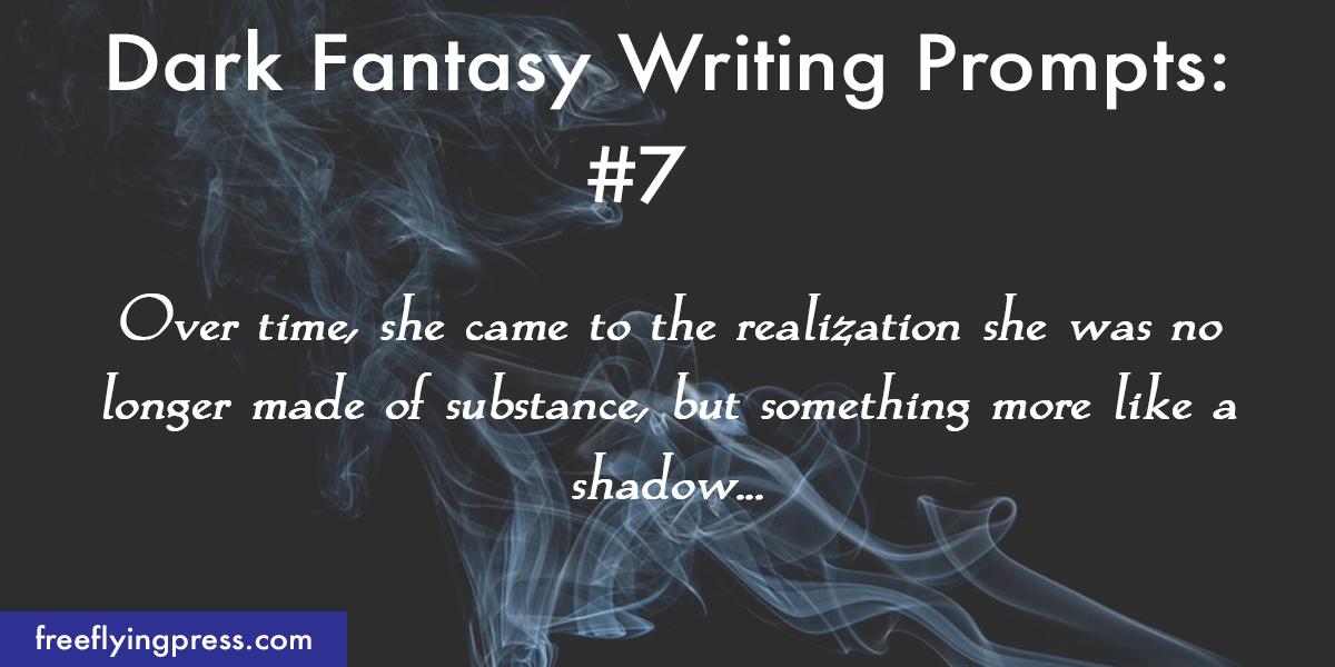 dark fantasy writing prompt