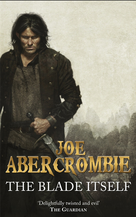 The Blade Itself by Joe Ambercrombie for the Unusual Summer Fantasy Reads Book List