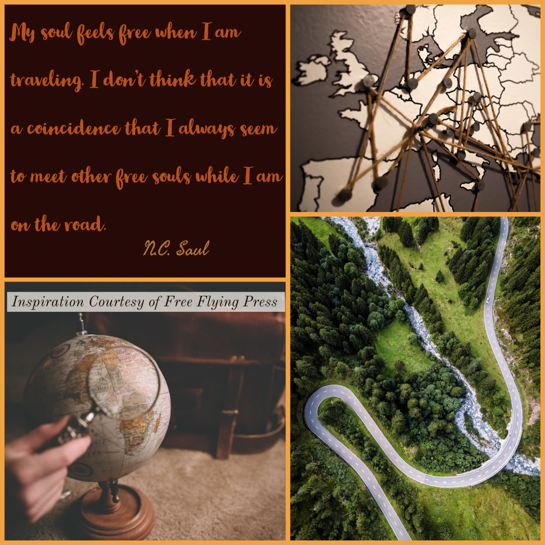 I love me a good travel adventure, and always come up with some amazing stories when I'm following some happy trails!