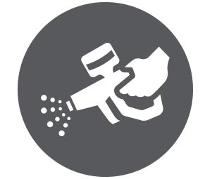 Pressure washer icon