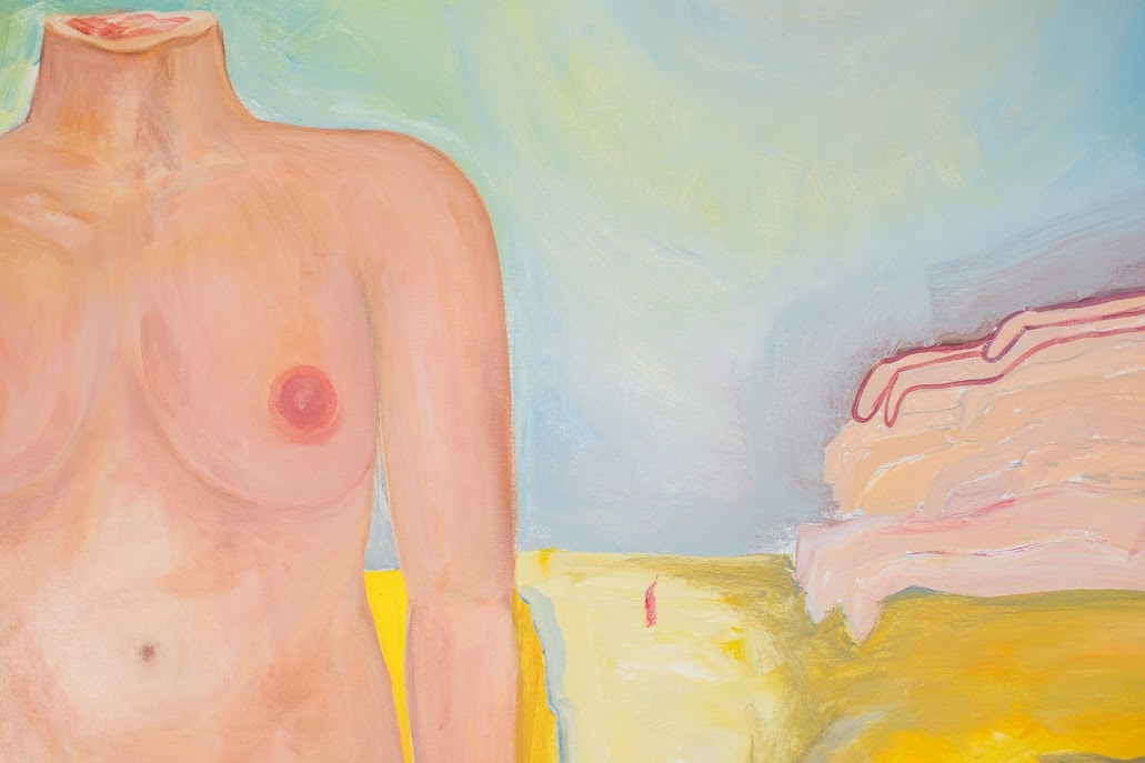 untitled , Acrylic on canvas