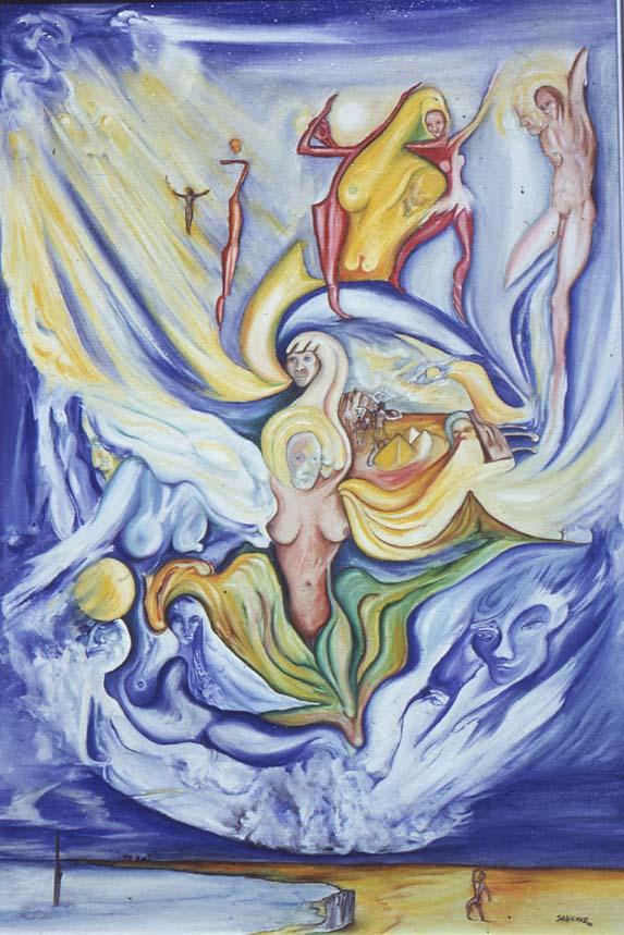 Virgin of Light