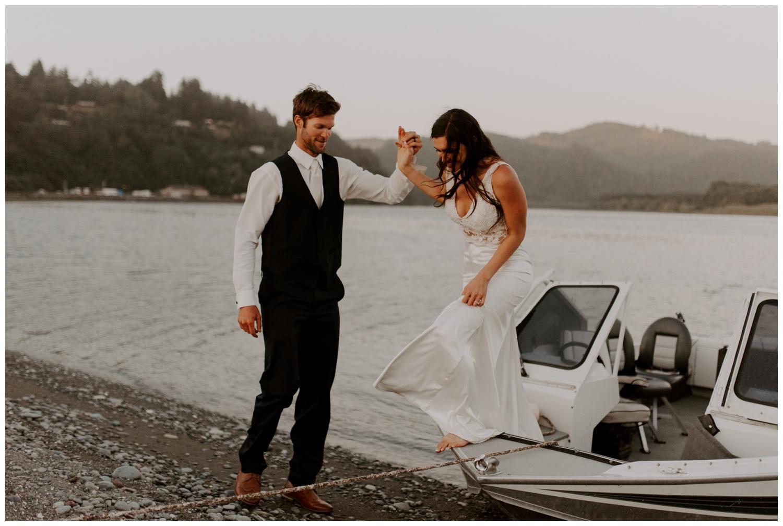 Klamath River Northern California Wedding - Oceana and Kenton - Jessica Heron Images 086.jpg