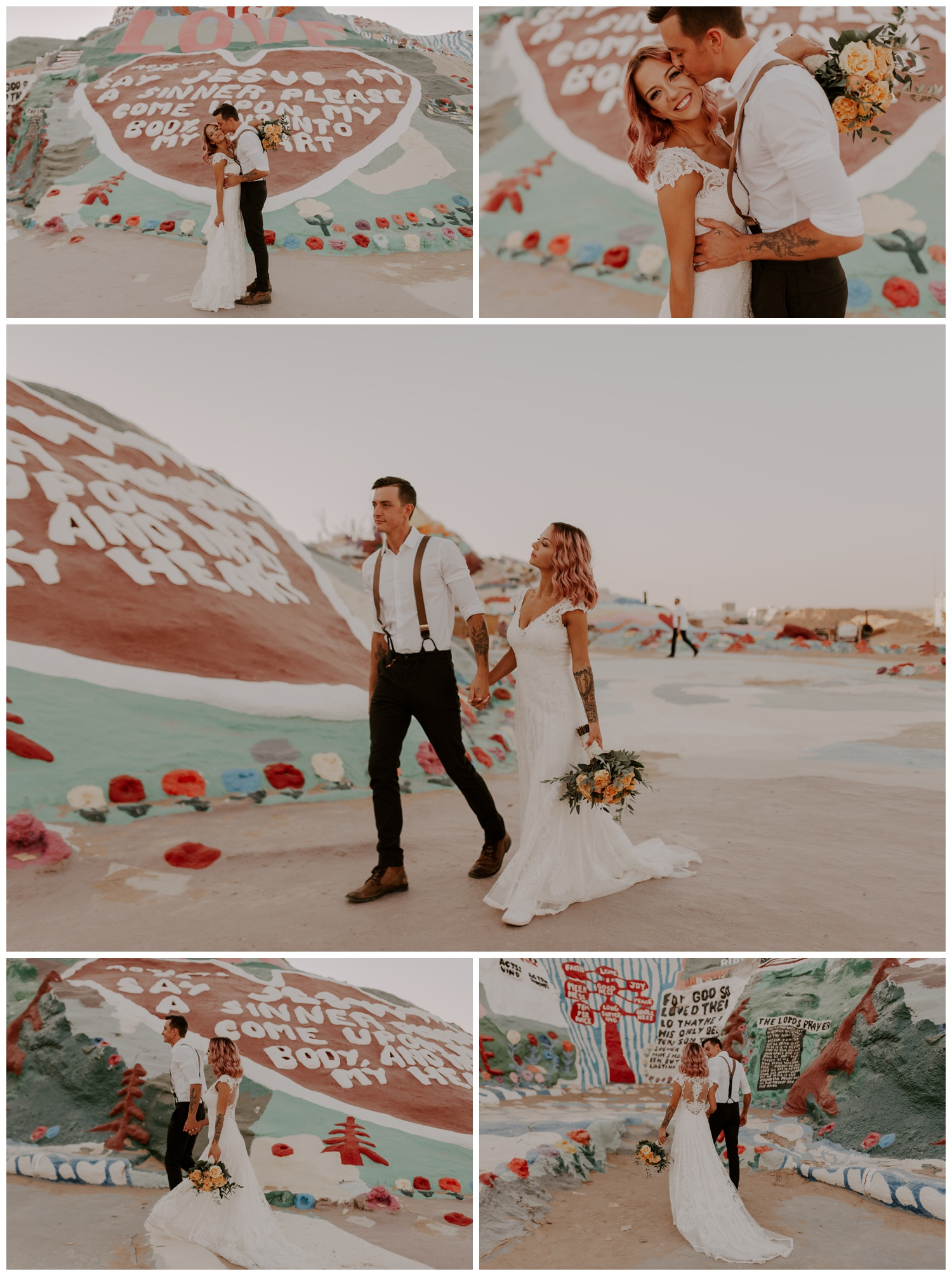 Salvation Mountain Elopement Palm Springs Pink Hair Bride - Jessica Heron Images_0119.jpg