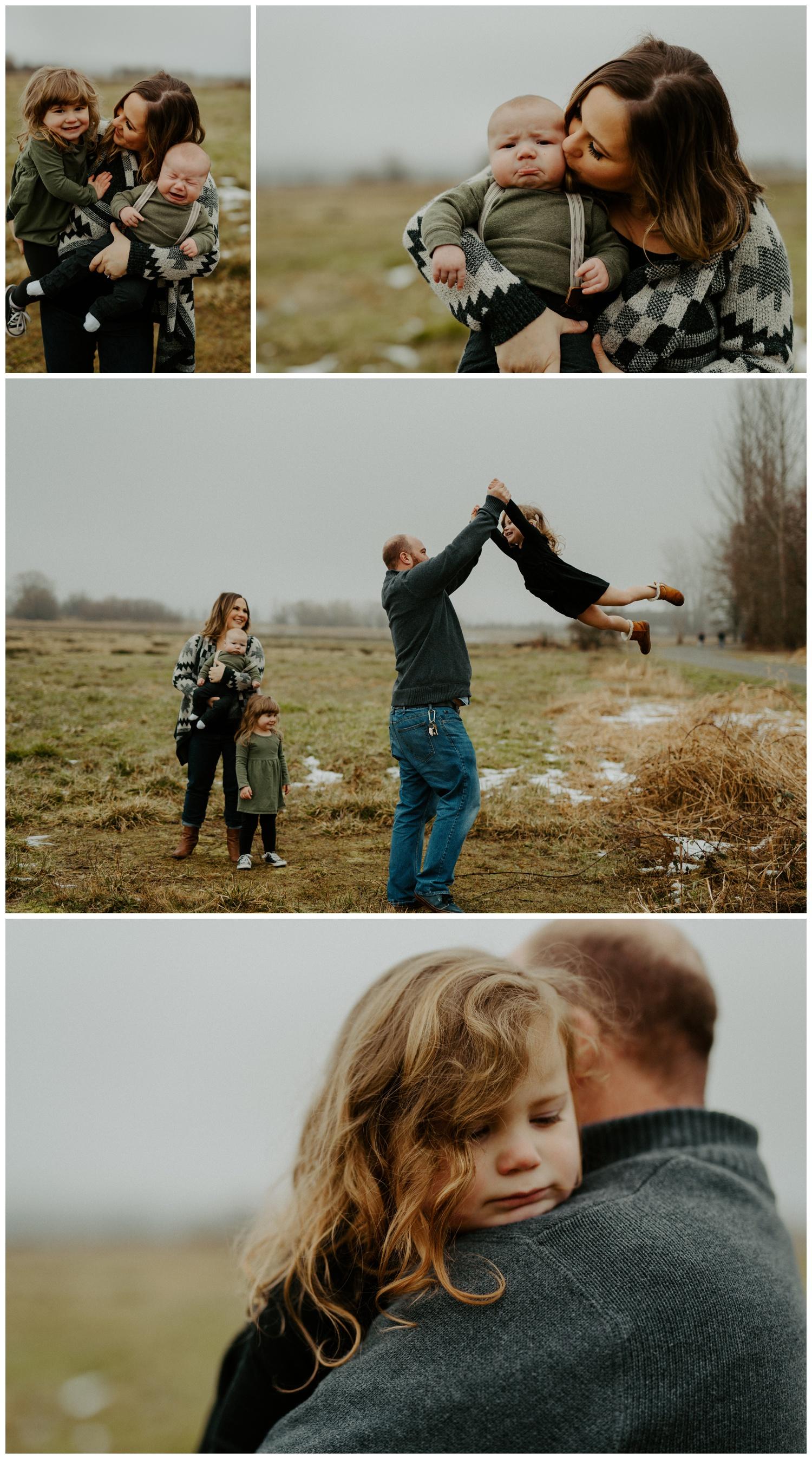 Olympia Washington Family photos in a foggy field | Jessica Heron Images | jessicaheronimages.com 006.JPG