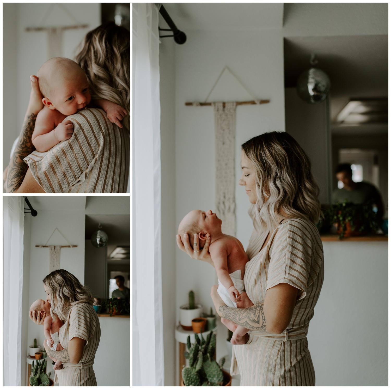 In Home newborn Session | Washington Lifestyle Family Photographer Jessica Heron Images | jessicaheronimages.com .JPG