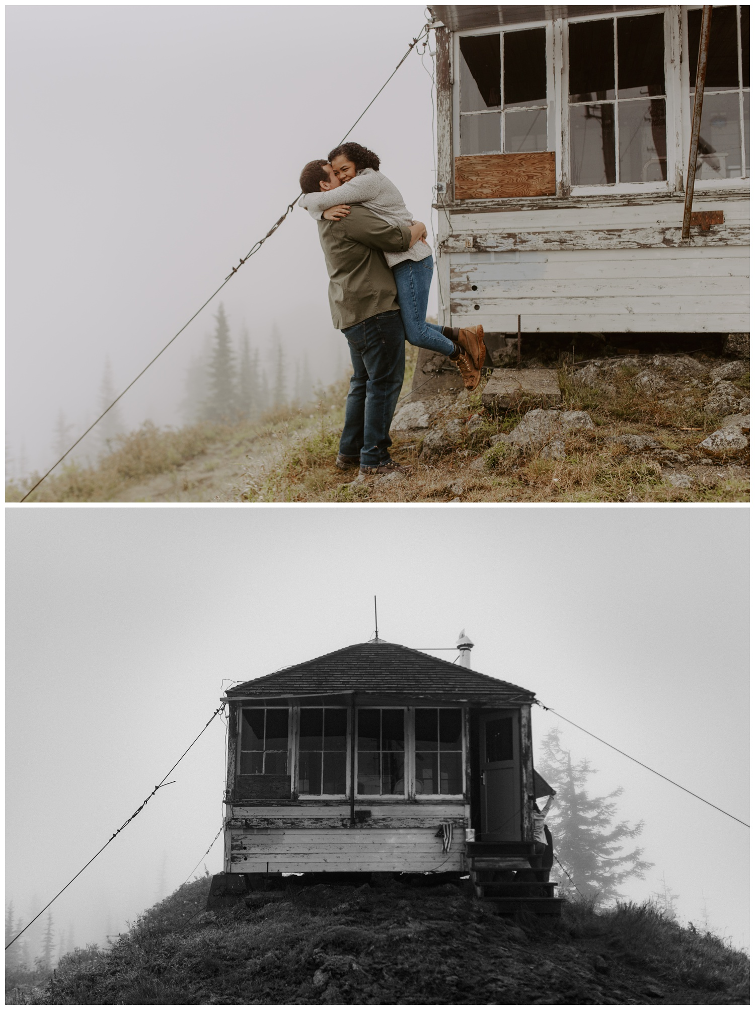 Washington Fire Lookout Engagements Jessica Heron Images 003.JPG