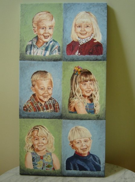Windows of Six : All Age Three