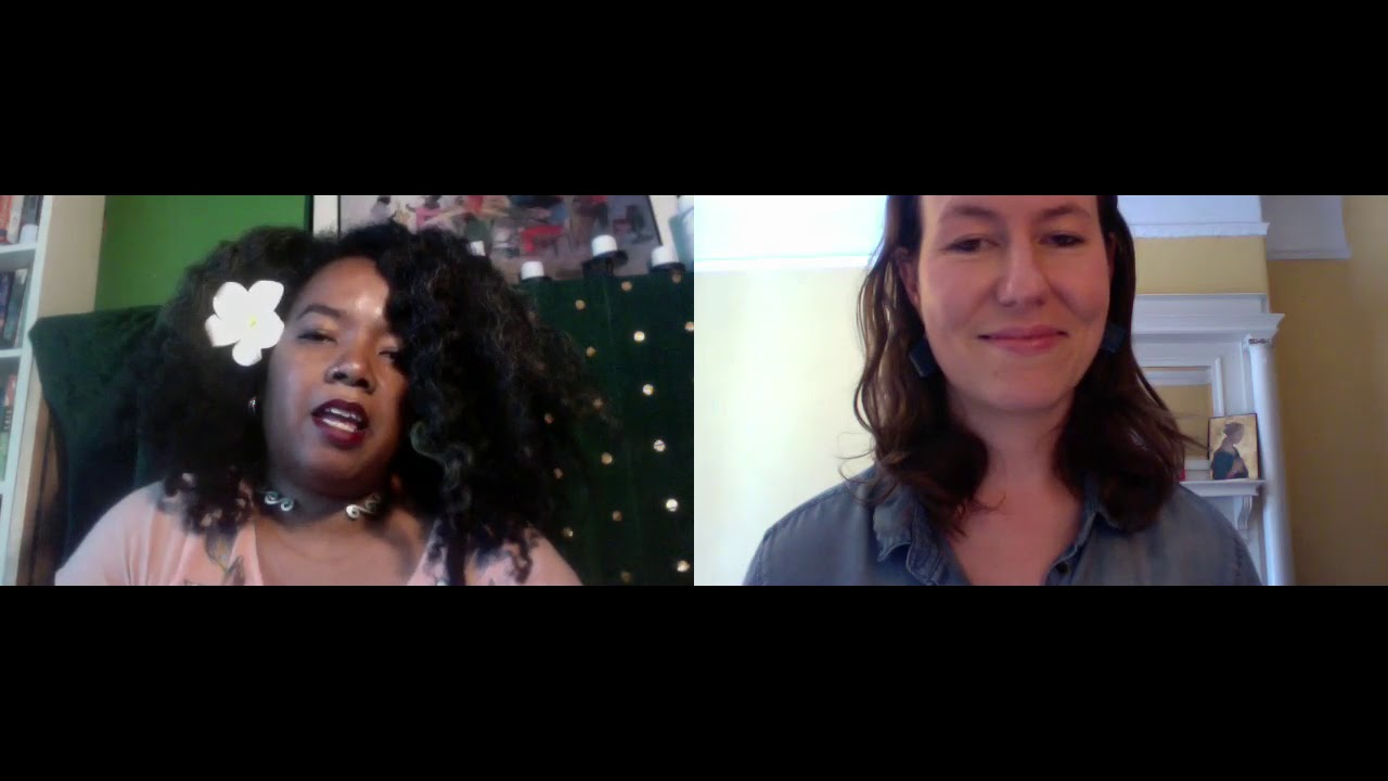 Queer Body Love Speakers Series 2016 - Elizabeth & I chat about loving our bodies as reflections of the divine. Bonus mini-Erotic Breathwork session.