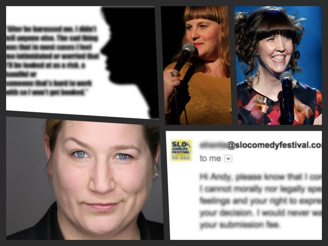 Last Comic Standing Top 5 Finalist Quits Festival, Sets Off Conversation About Harassment and Assault in Comedy on IB.com