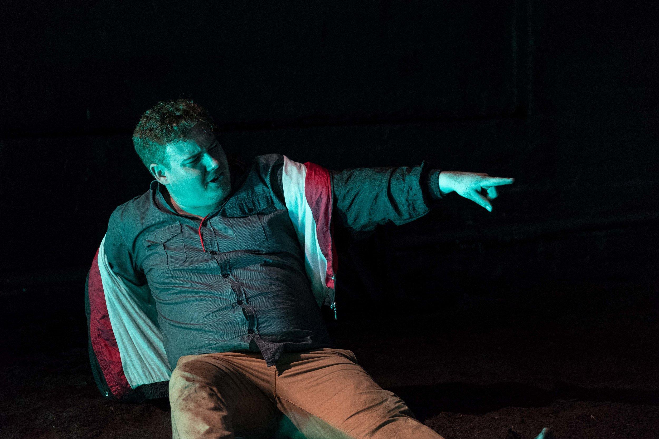 Partick Howard as Karamazov