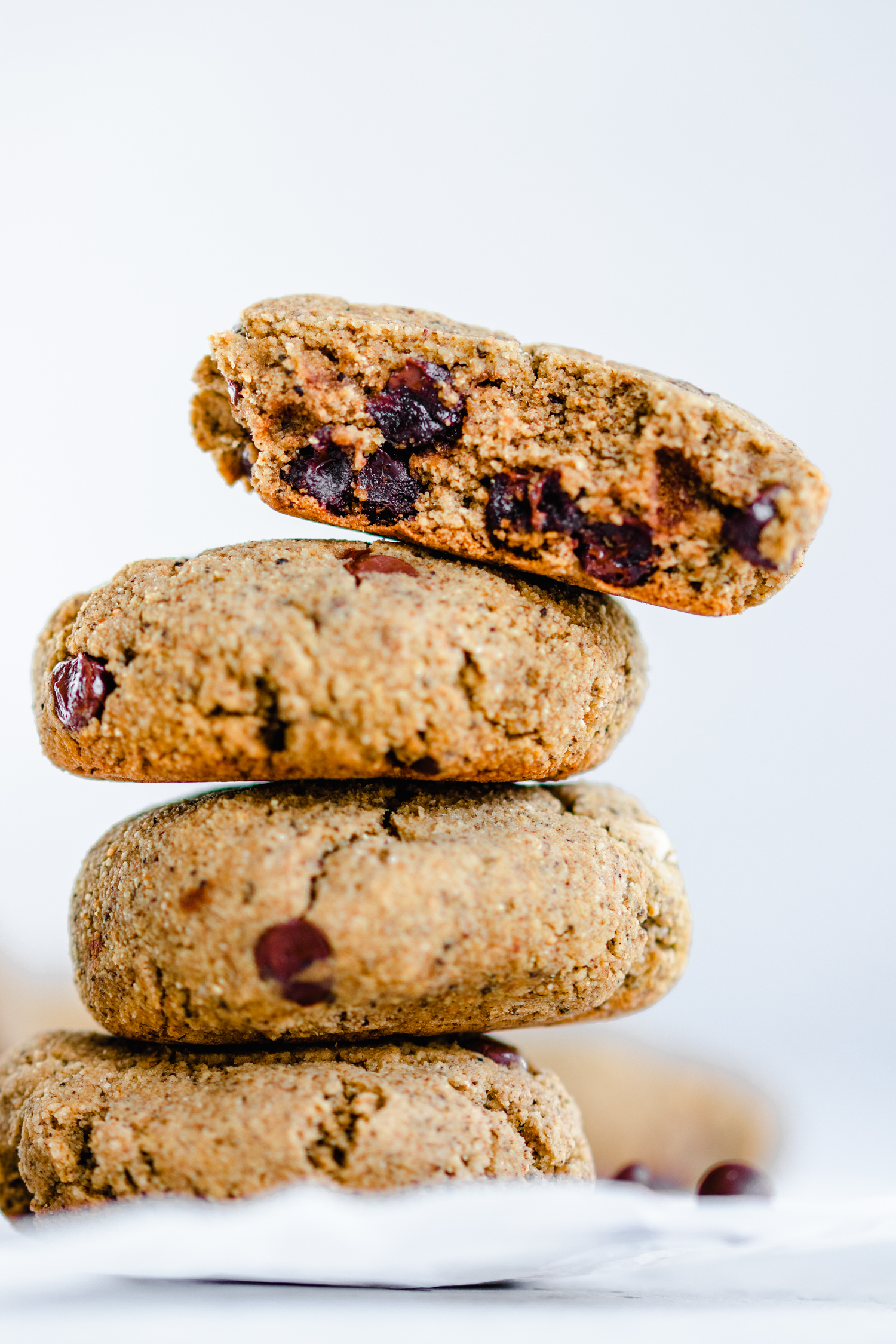 Chewy Grain Free Nut Free Chocolate Chip Cookies-9.jpg