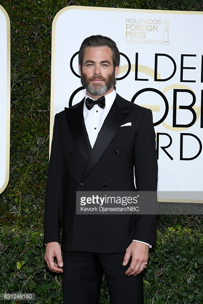 Image of Chris Pine (PC: Getty Images)
