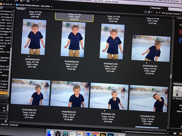 When you photograph a 3 year old you just keep clicking and hope for the best. 😂🤪 #3yearsold #sarasotaportraitphotographer #triggerhappy #imgonnasleepwelltonight #nephewsrock