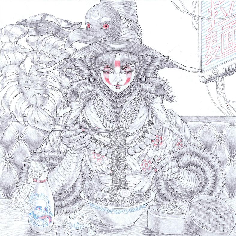 Jack Howl/ramen witch