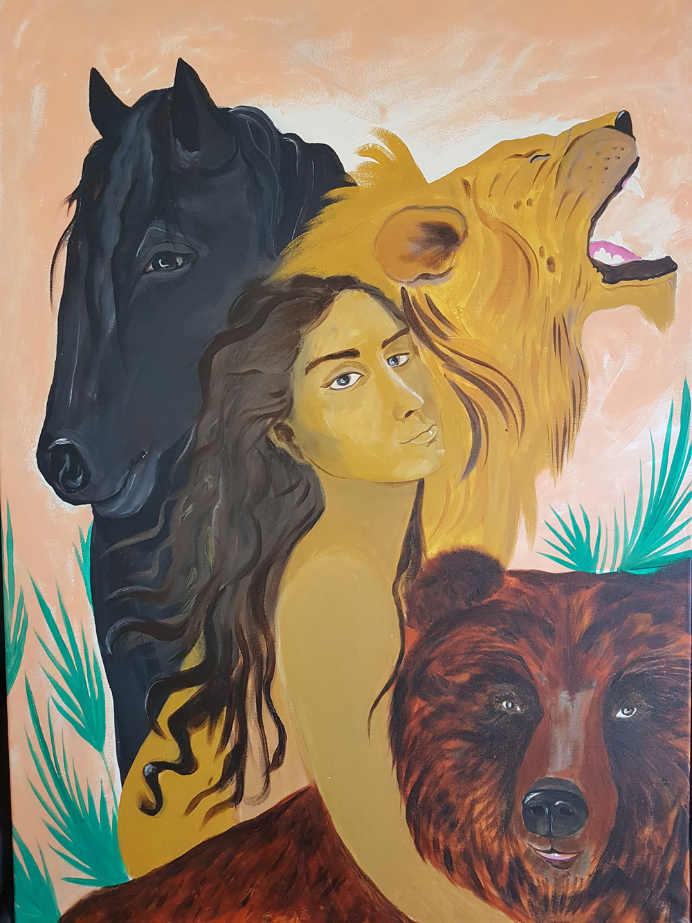 Laura Weiss/Jungle