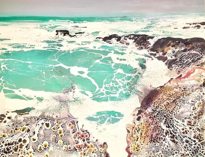 Cornwall Rocks, no.7, 2019