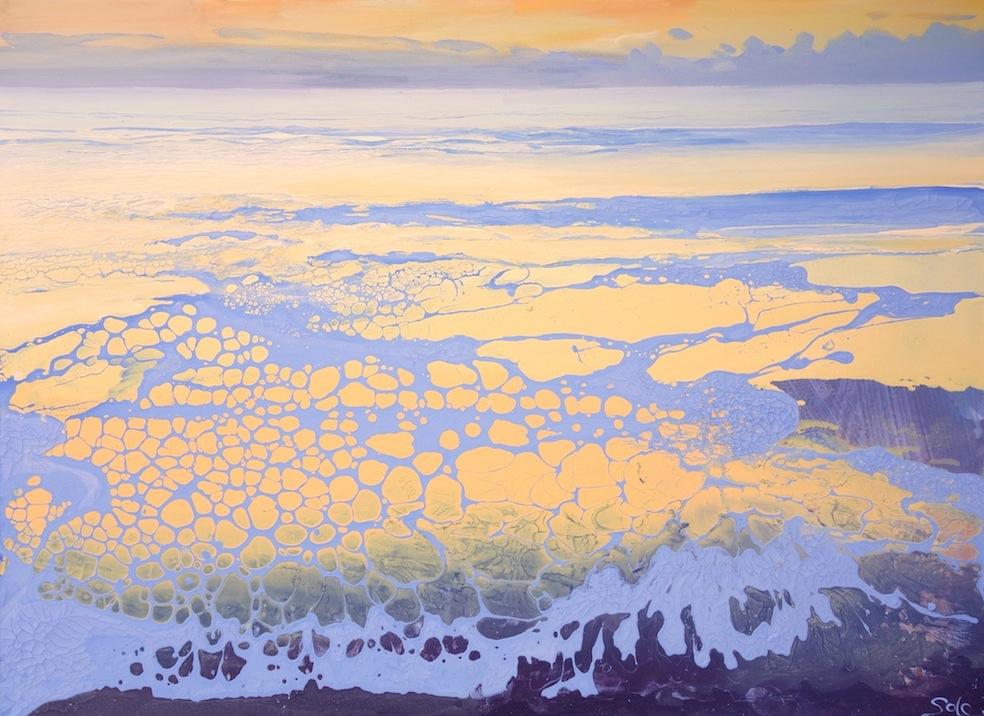 Morning Sea no.8, 2019