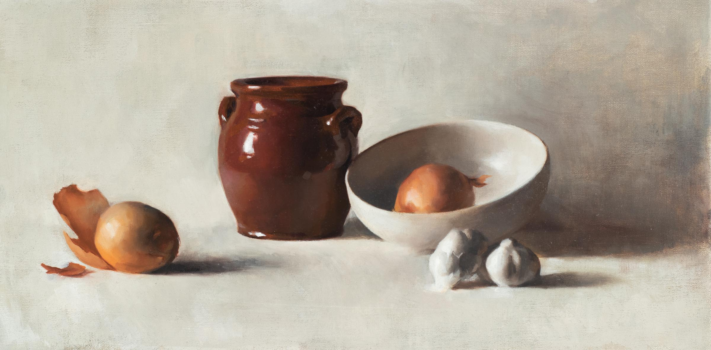 Still Life With White, 2017