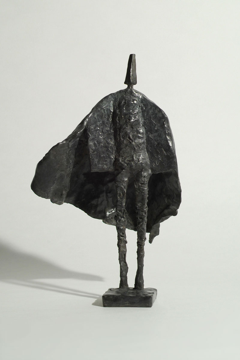 Cloaked Figure, 2017
