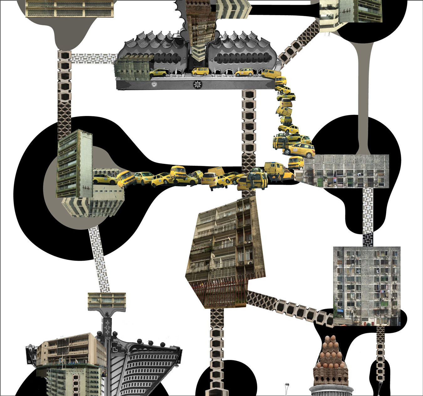 Vertical City, 2019