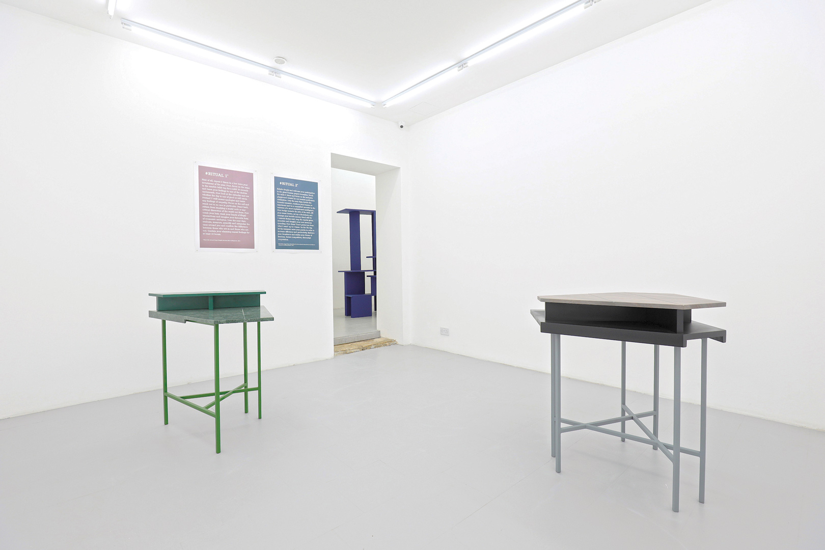 TABLES FOR THE 1%, 2018