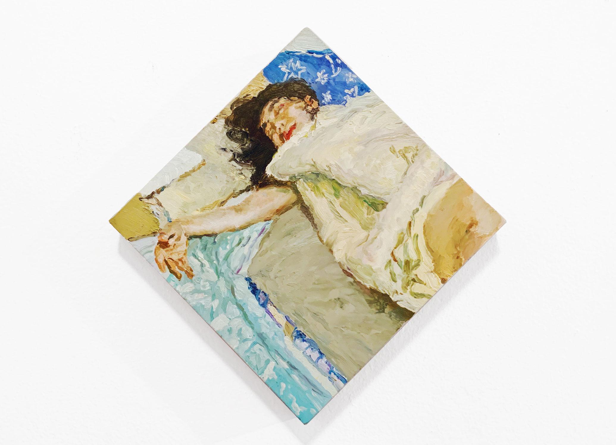 Chi Ming/Sleeping Beauty, 2014
