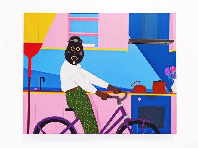 From Young-Abraham Collection: Dennis Osadabe/Quick Getaway, 2018