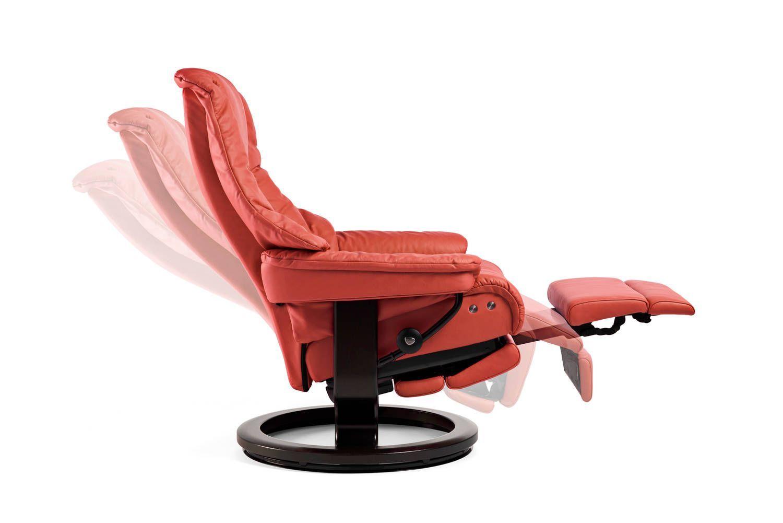 Stressless recliner system