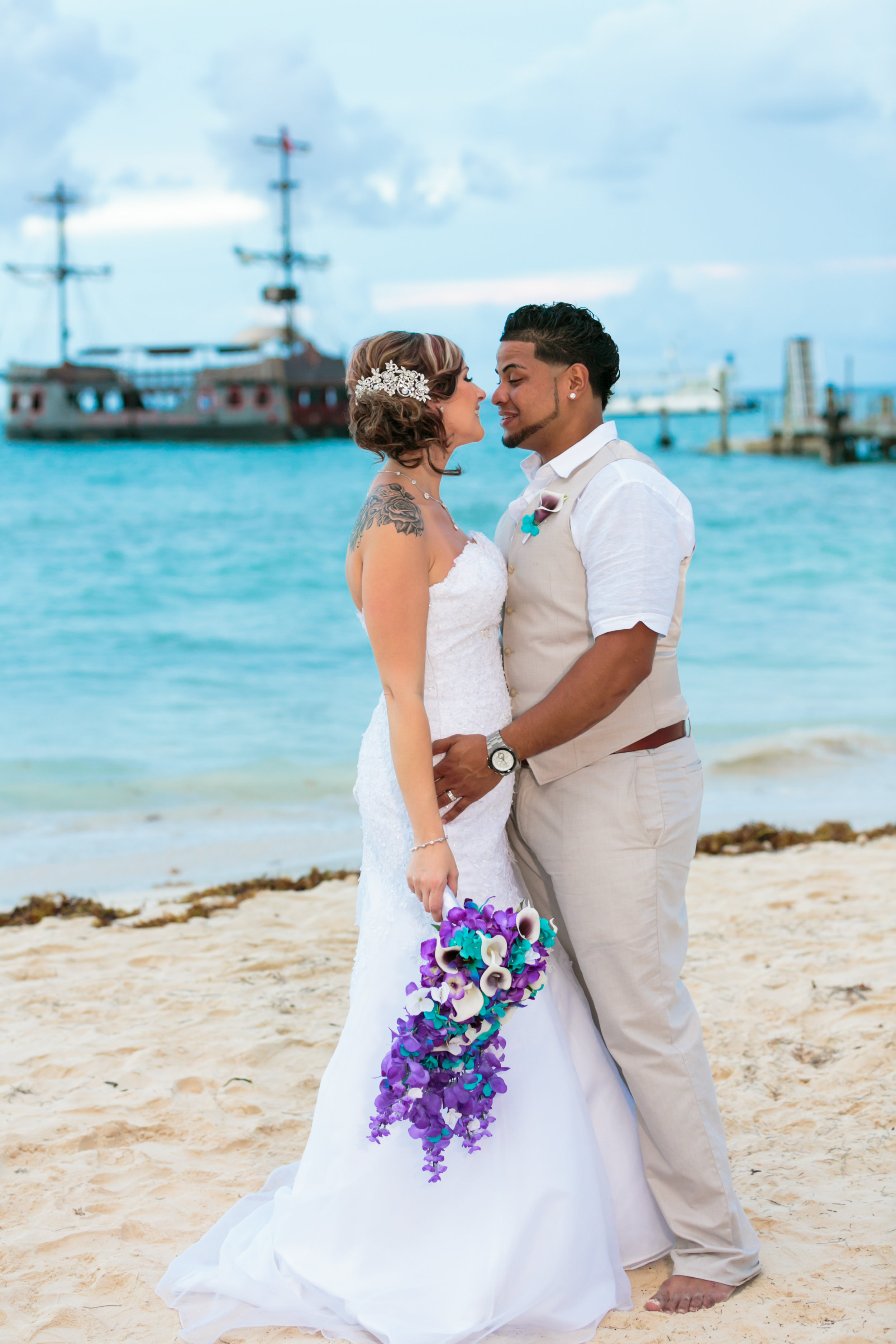 Ashley & Nathaniel's Wedding