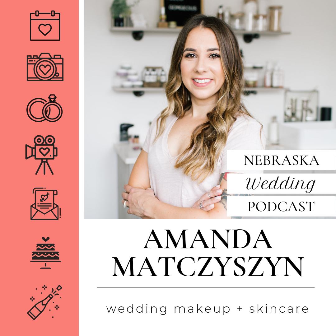 makeup artist in her treatment room