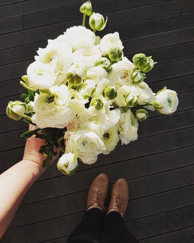 Flowers On East
