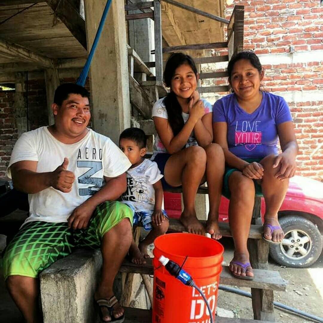 Clean Mexi-Aqua Program