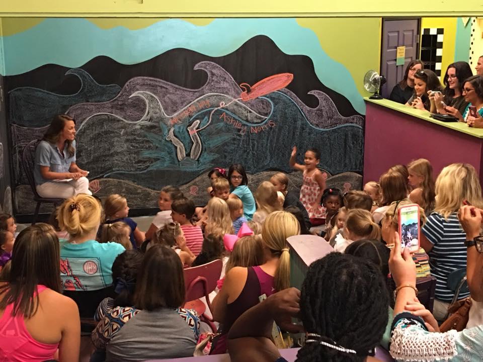 localNCchildren'sbookauthor - Ashley Norris