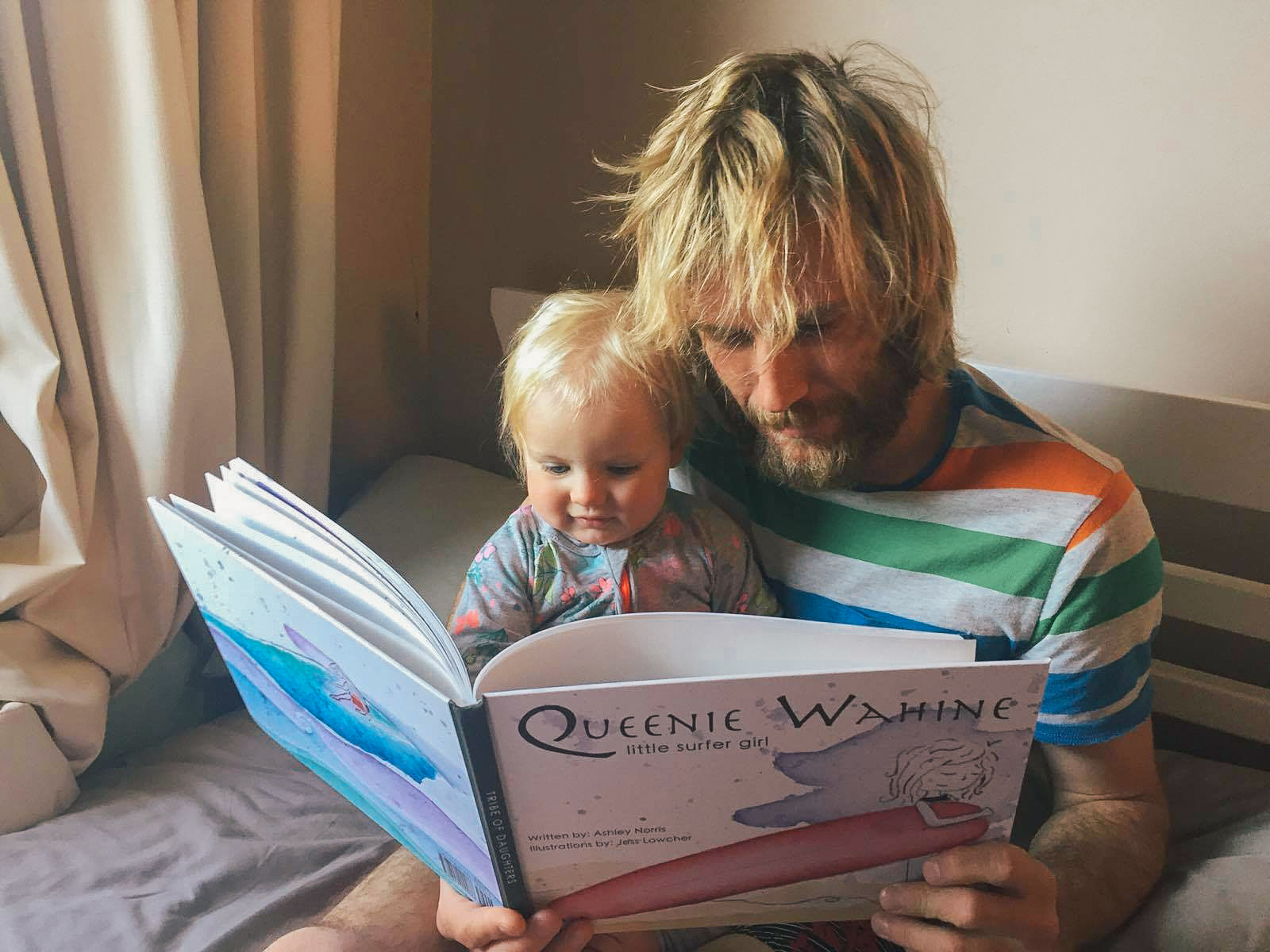 tribe-of-daughters-reading-good-book