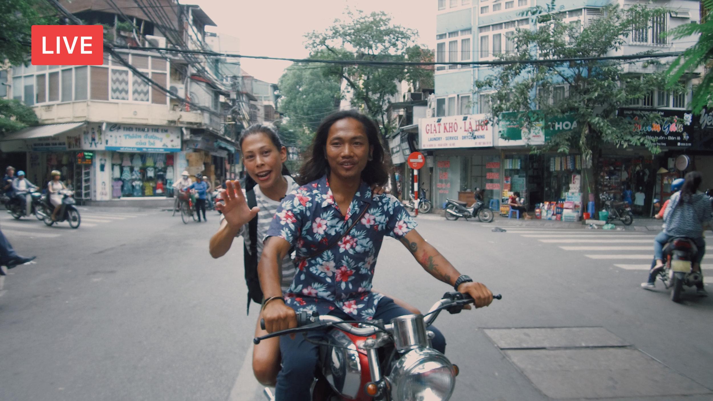 EPISODE 1 : HANOI, VIETNAM