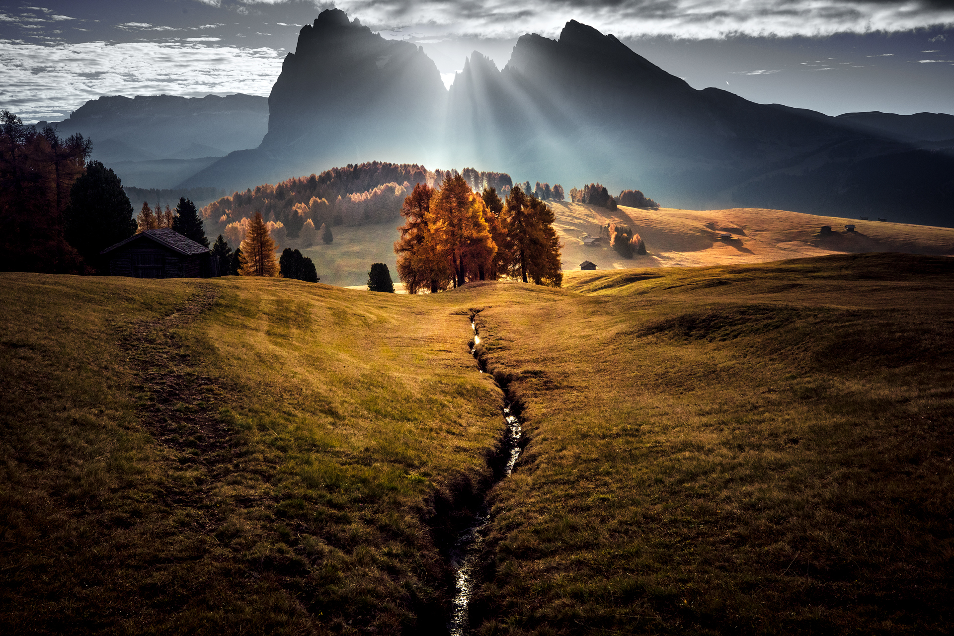 Alpe Di Siusi - Italia