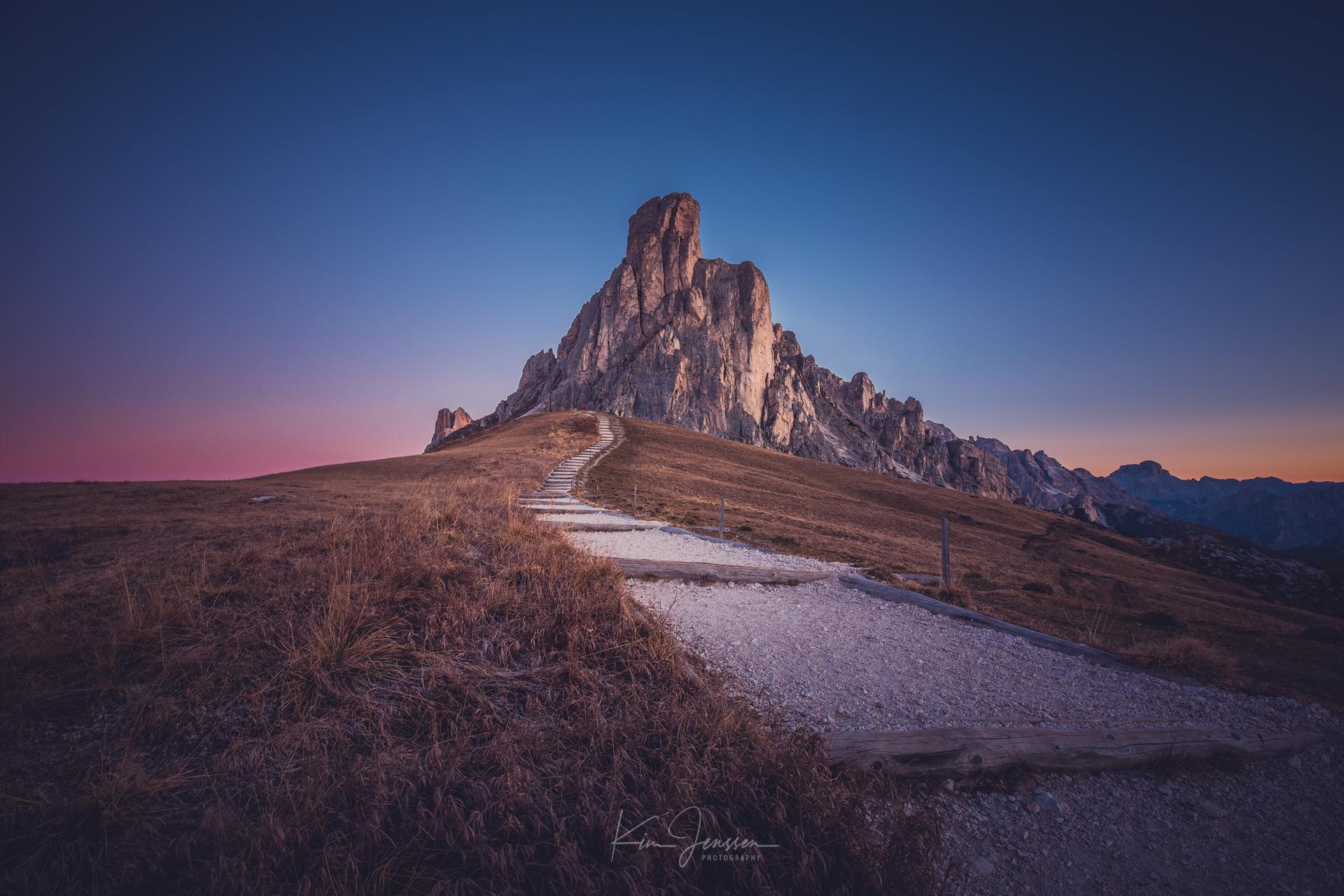 Passo Giau - Italia