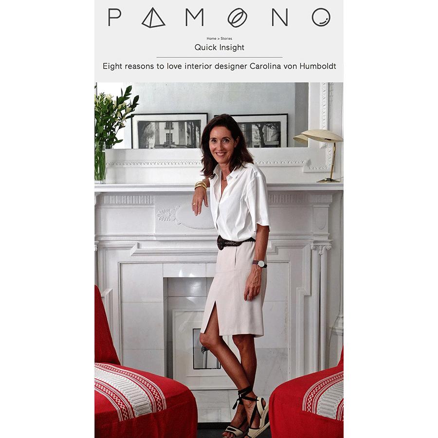 Pamono magazine - 2019 May