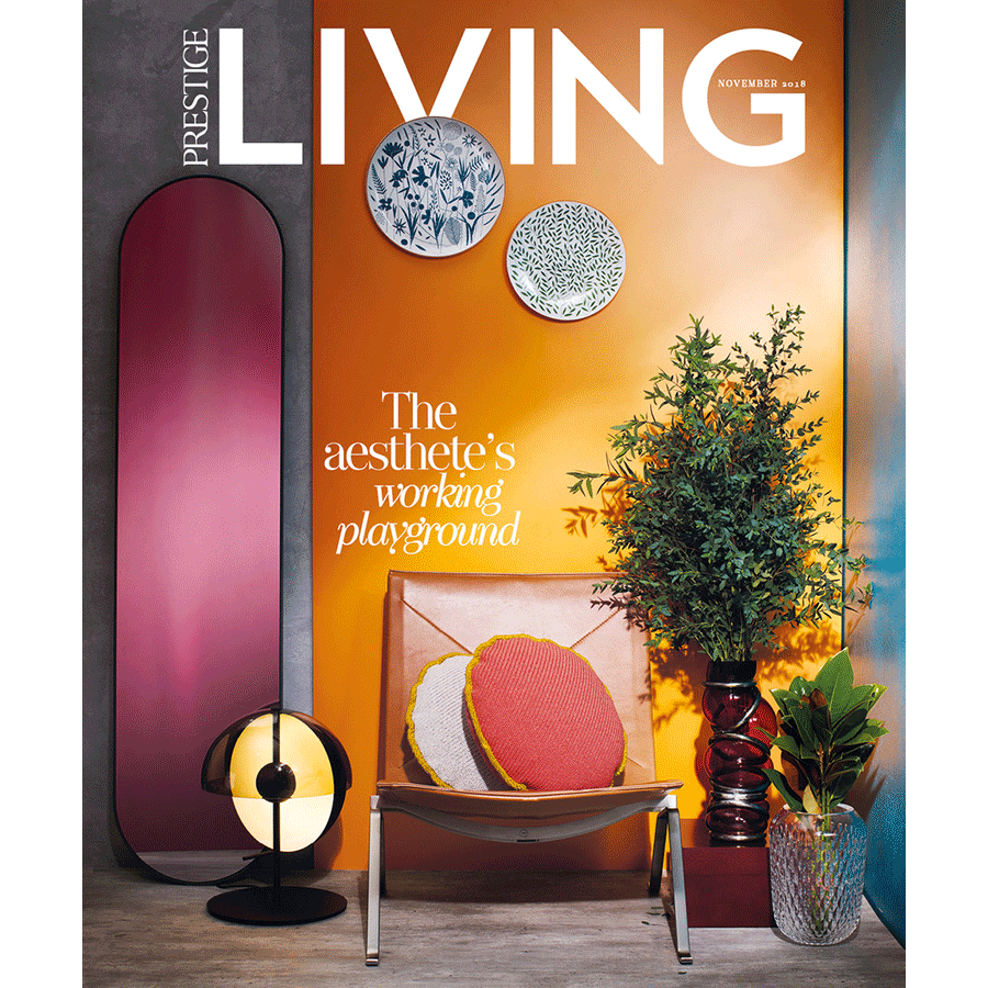 Prestige Living magazine    2018 November