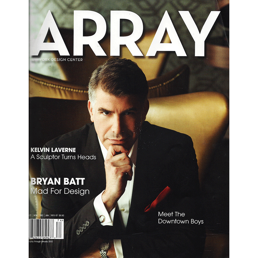 Copy of Copy of Array  magazine - 2011 November